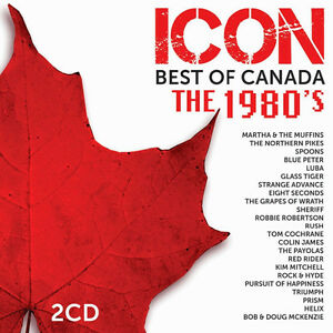 Some Canadian 80's Rock / Pop Vinyl LP Albums Eh! London Ontario image 2