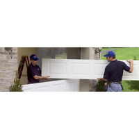 Pro Installation of Garage Doors for $249.99