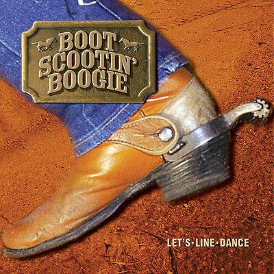 Boot Scootin' Boogie -Let's Line Dance CD ()