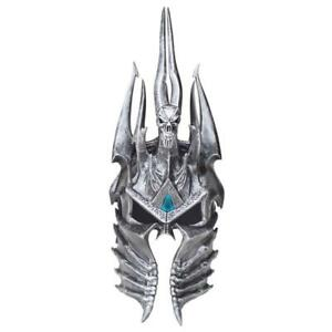 Lager Toys World of War craft WOW Lich King Death Knights Helmet Frostmourne  220181