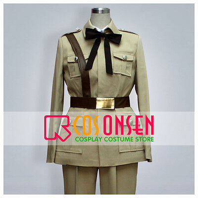 Cosonsen APH Axis Powers Hetalia Spain Cosplay Costume Halloween Cosplay