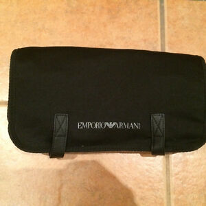 housse Armani VRAI - jewellery travel bag REAL Armani