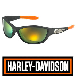 New Lot 50 Harley Davidson Safety Glasses Mirror Lens   HD1003