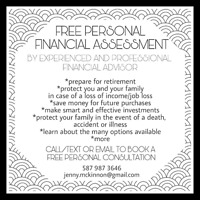 FREE PERSONAL FINANCIAL ASSESSMENT