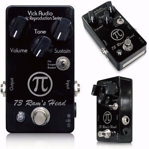 73 Ram's Head Vick Audio