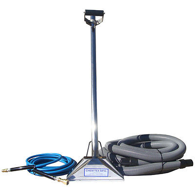 Wand And Pressure Solution And Vacuum Hose 25 Ft For Carpet Cleaning Machines