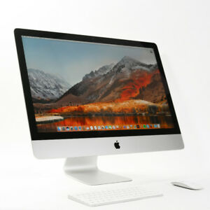 "APPLE IMAC 27"" TOPLINE MONSTER!!!!! QUAD CORE i7 @ 3.4/3.9GHz"