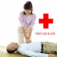 First Aid & CPR Courses Available in Canmore, AB!