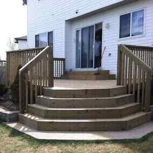 Decks Fences Sheds Posts Installed FREE ESTIMATES