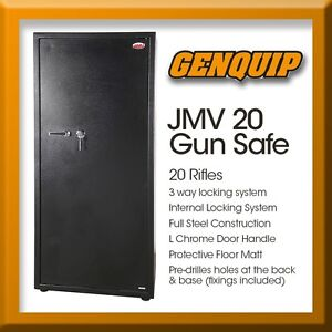20 Gun Safe Heavy Duty Category A & B  *FREE MELB Metro Delivery* Braeside Kingston Area Preview