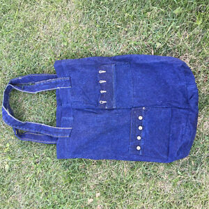 Blue Jean Pures and Bags NEW