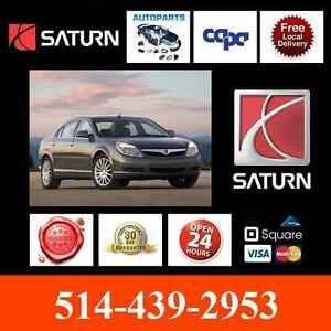Saturn Aura ► Fenders and Bumpers • Ailes et Pare-chocs