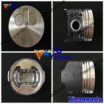 3YM20 piston kit w/ ring set for Yanmar Marine boat diesel engine parts repair