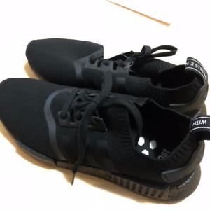 Adidas Originals NMD R1 PK Japan Triple Black size 11.0