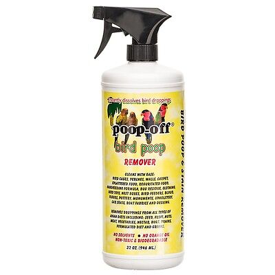 Poop-Off 32 oz Bird Poop Remover with Sprayer