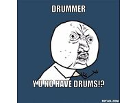 *WANTED!* Hard Rock/Heavy Metal DRUMMER