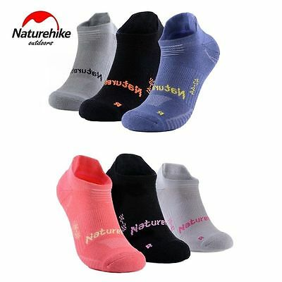 Hiking 3 Pair Pack (3Pairs/Pack Summer Men Women Socks Quick-dry Outdoor Hiking Run Work Boot Socks )