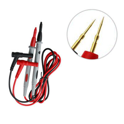 Needle Tip Probe Test Leads Pin 1000 V 20a Universal Digital Multimeter Tester