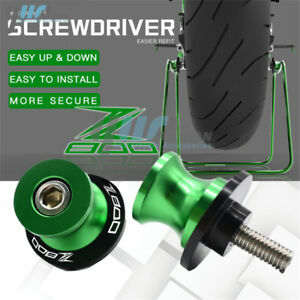 2 Pieces 8MM Motorcycle CNC Swing Arm Stand Screws