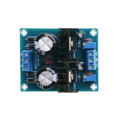 Adjustable Dual Power Supply Module Dc Voltage Regulator Board 1.25v To 37v