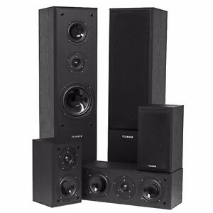Fluance surround speakers system with Sony Sub