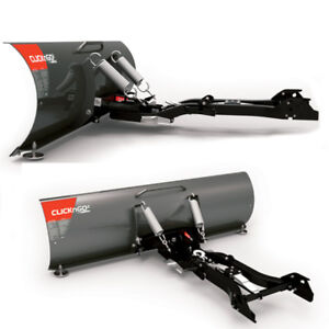 Kimpex CLICK n GO 2 Complete ATV Snow Plow Kit - SALE