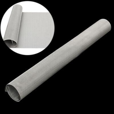 50 Mesh Filtration Woven Wire 304 Silver 90cm X 40 Filter Screening Steel