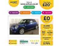 Mini Mini 1.4 One FROM £20 PER WEEK!