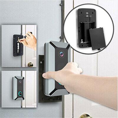 US Smart WiFi Doorbell Camera Video Wireless Visual Ring Door Bell CCTV Intercom (Video Intercom Doorbell)