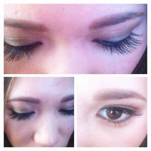 Eyelash extensions by certified Japanese technician! Downtown-West End Greater Vancouver Area image 2