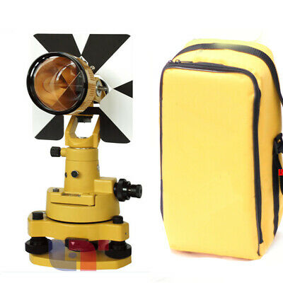 New Monitoring Surveying 360 Degree Prism With Ads106 For Total Station