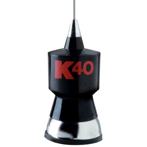 K40 BASELOAD CB ANTENNA KIT WITH 57.25 IN. STAINLESS STEEL WHIP