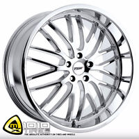 WEEKEND ONLY!! CHROME WHEELS