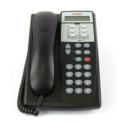 Avaya Partner 6d Series 2 Display 6-button Phone For Acs Telephone System Lucent