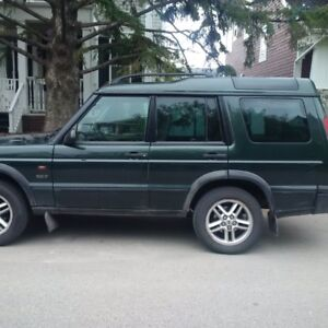 2002 Land Rover Other SE Wagon
