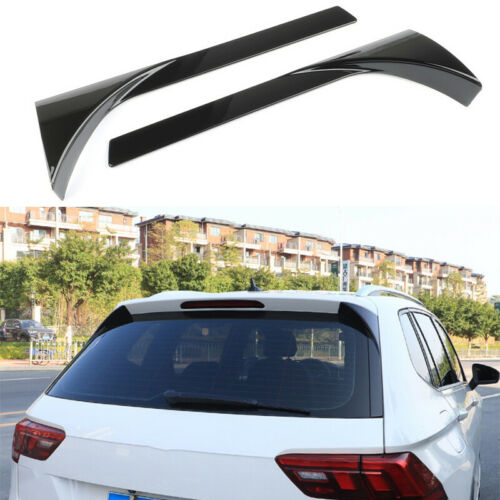 For Volkswagen Tiguan 2017-2021 Black Abs Car Rear Boot ...