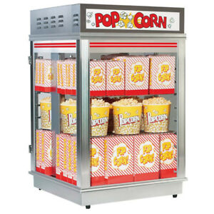 ASTRO POPCORN STAGING CABINET - GM2002