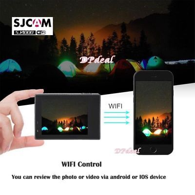 SJ4000 WIFI 1080P DVR Sports DV Action Waterproof Camera+Battery+32GB Best