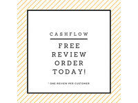 FREE CASHFLOW overview by accountant -Starting a new business?Applying for loan/grant? Email today!
