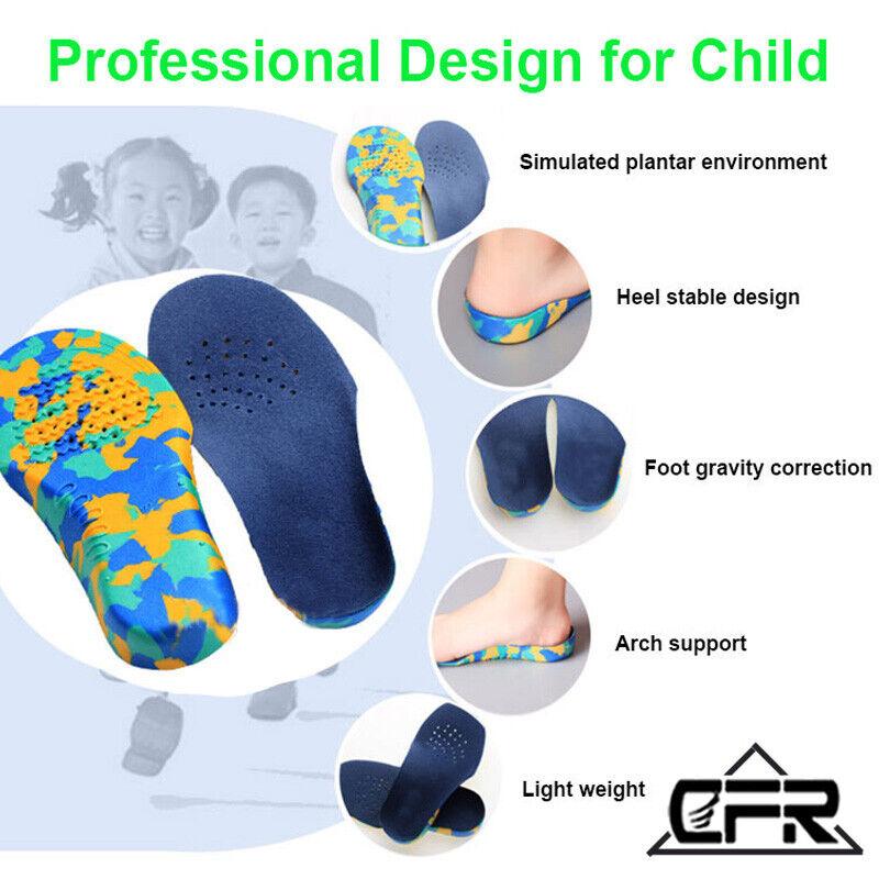 Kids Shoe Plantar Fasciitis Pads