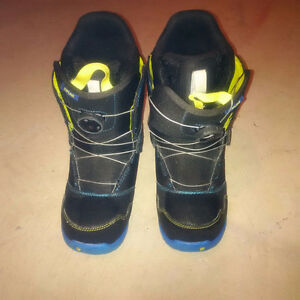 Youth Snowboard Boots and Bindings for Sale