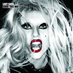 Lady Gaga-Born This Way 2 cd set + bonus Madonna cd