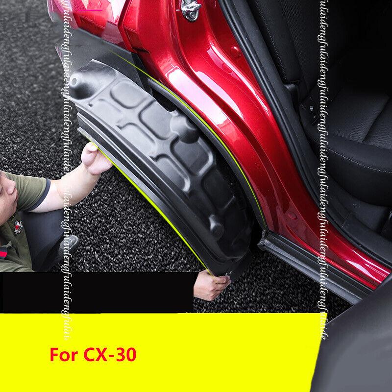 Car Mudguard Mud Flap Splash Guard Fender Mudflap For Mazda CX-30 2020-2021