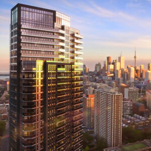 159SW Condos Assignment - Downtown Toronto - 1 Bedroom + 1 Bathr