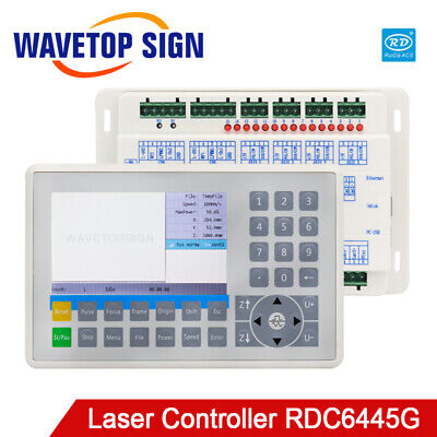 Ruida Rdc6445g Co2 Laser Controller Use For Co2 Laser Engraving Cutting Machine