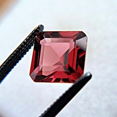 1.73 Carat Genuine Natural Rhodolite Garnet Loose Stone Gemstone