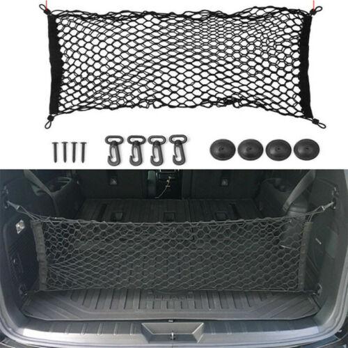 Car Parts - Parts Accessories Car Trunk Cargo Net Holder Elastic Mesh Organizer Truck SUV