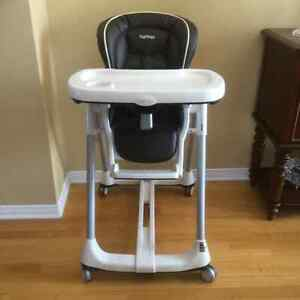 Peg Perego Prima Pappa Best High Chair - Cacao $125 or best offe