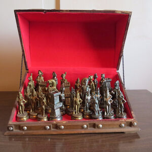 Napoleon & Josephine Chess Set