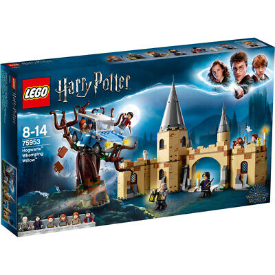 Lego Harry Potter Hogwarts Whomping Willow Building Set 75953 NEW